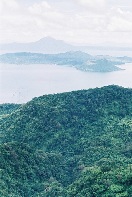 View Of Taal