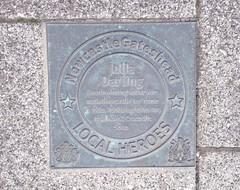 Photo of Bronze plaque number 43624