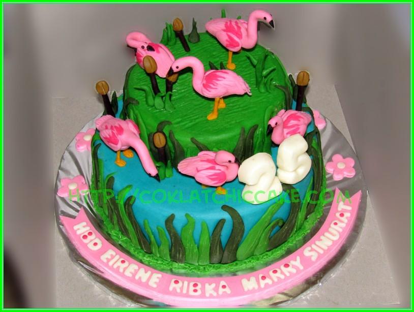 Flamengo Cake