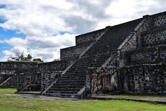 Temple Ruins at Teotihuacan