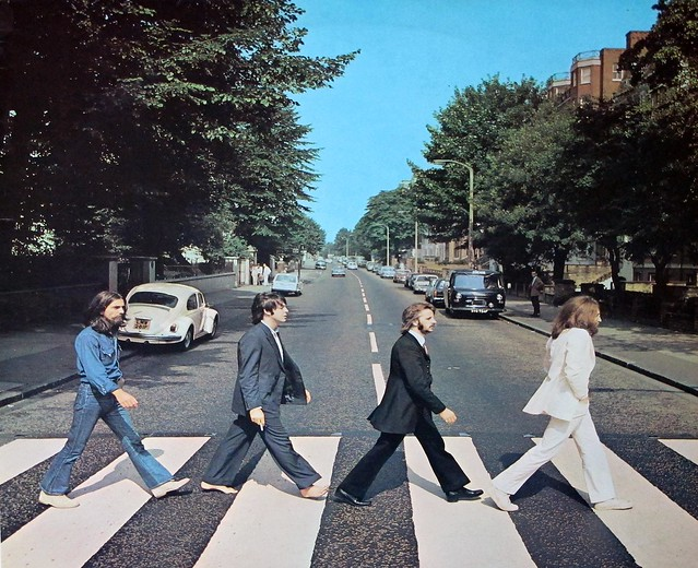 "Beatles Abbey Road UK 12"" Vinyl LP"