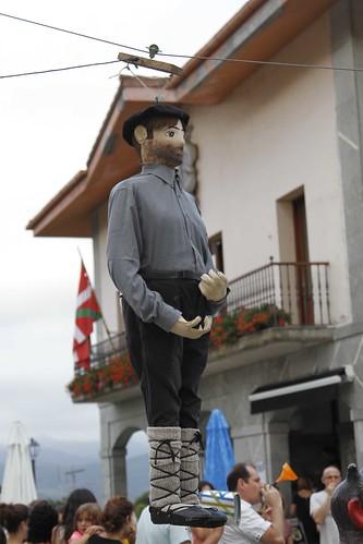 San Esteban Jaiak17: Txupinazoa