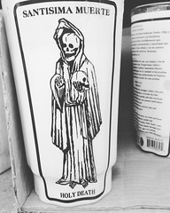 Holy Death Candle