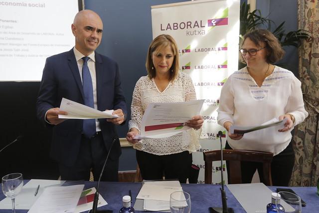 Laboral Kutxa-economia social