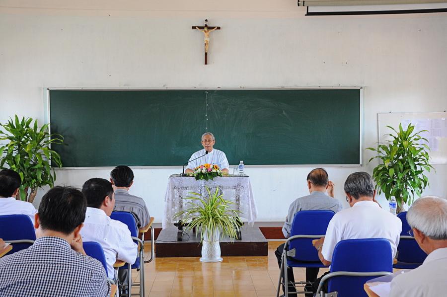 Năm Thánh với Giáo phận Qui Nhơn