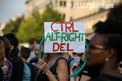 Kundgebung: Berlin Stands with Charlottesville - 16.08.2017 ? Berlin - IMG_3608