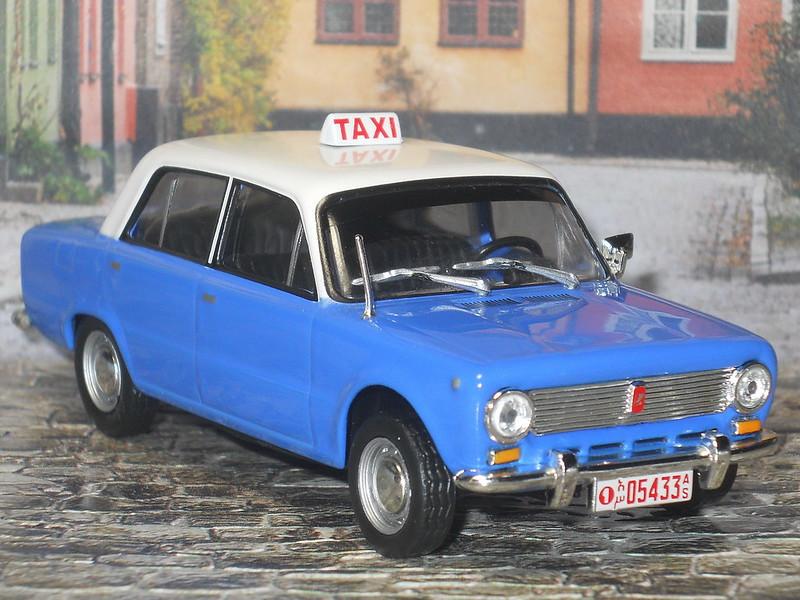 Lada 1200 - Etiopía - 1972 - Altaya