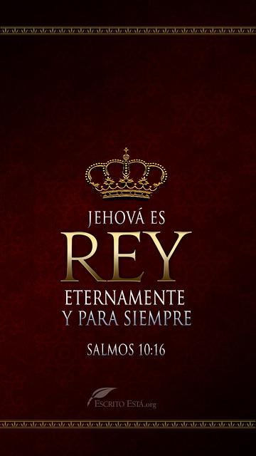 Jehová es rey