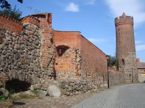 Stadtmauer Jüterbog