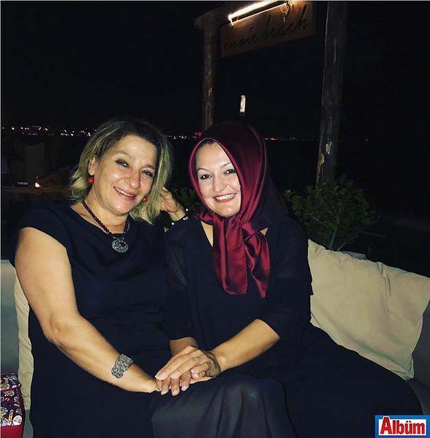 Zahide Bekar, Rukiye Okşar