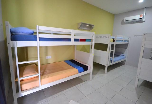 lavigo resort dorm room