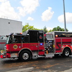 Wallington Fire Department Engine 203