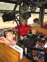 В поїзді Ковель-Заболоття