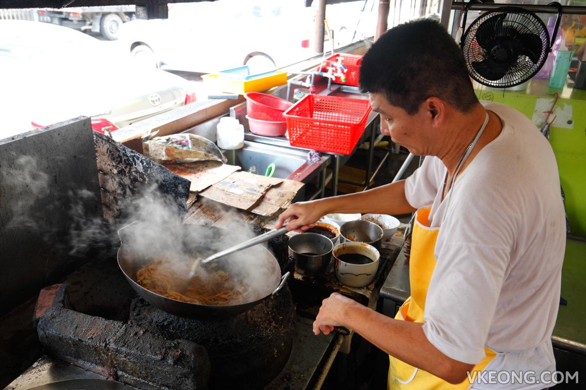 Petaling Street Hokkien Mee Jinjang