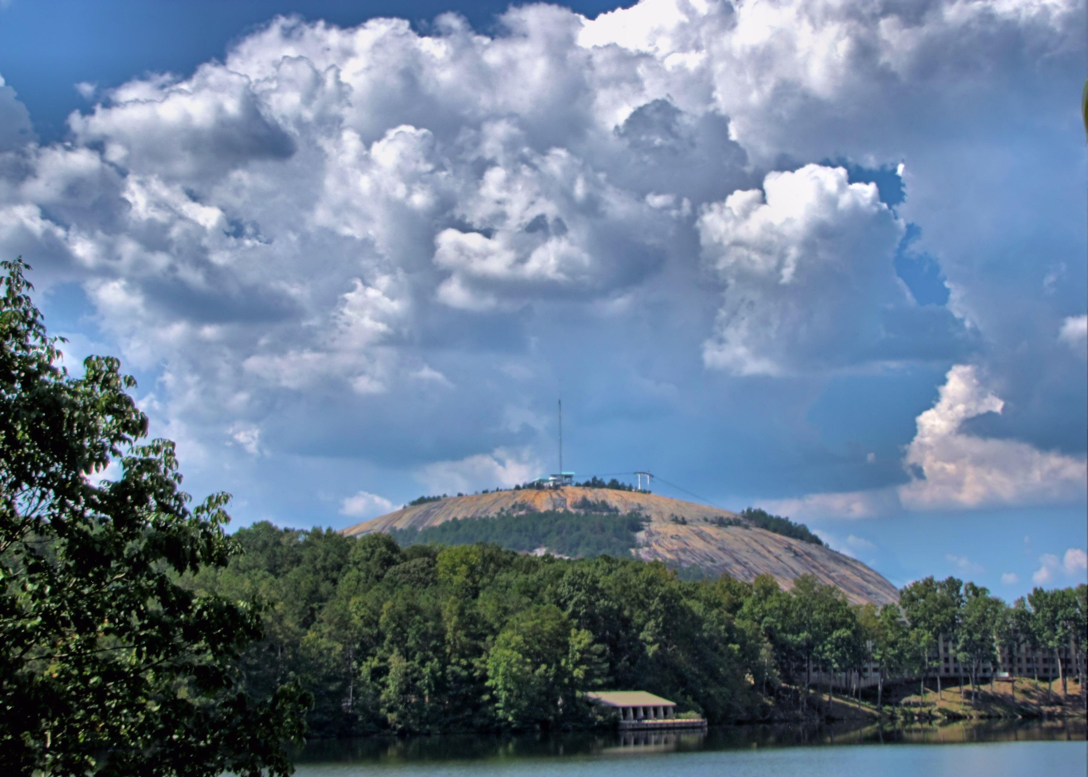 Stone Mountain Ga Elevation : Elevation of chartley trail stone mountain ga usa maplogs