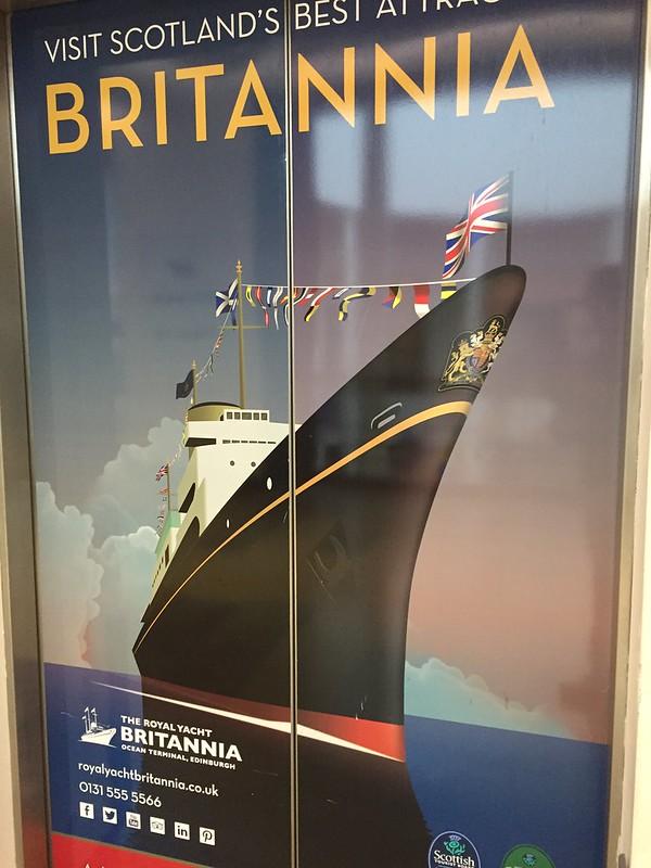 HMY Britannia