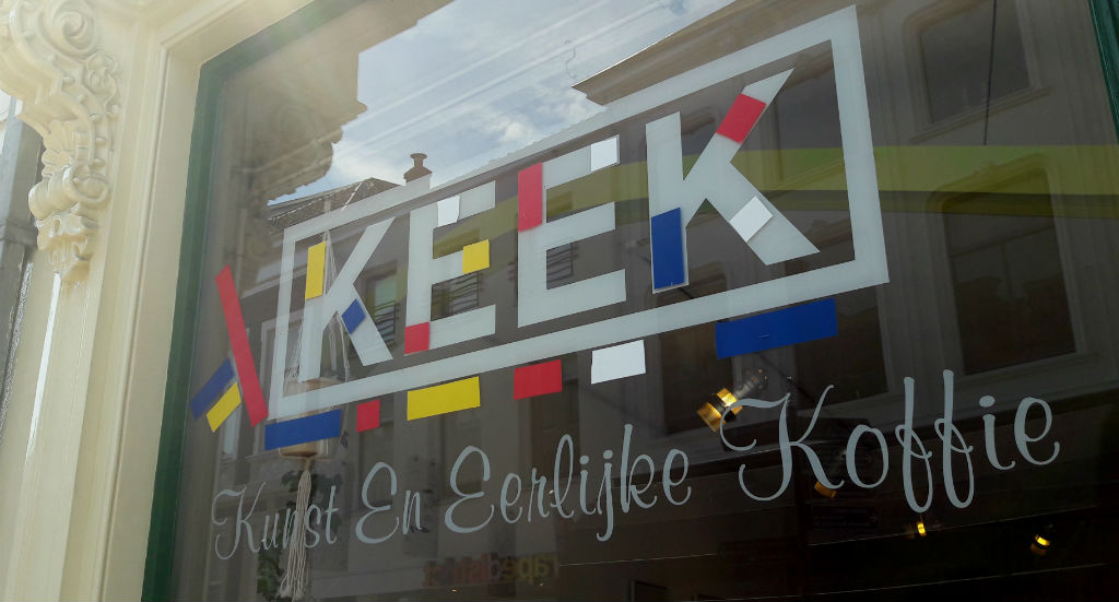 De Stijl inspired shop fronts in Utrecht, The Netherlands | Your Dutch Guide