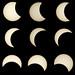 Partial Solar Eclipse - Edmonton, Canada - August 21, 2017