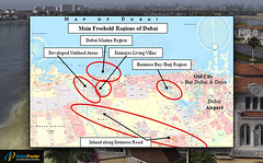 Areas that offer Freehold Properties in Dubai