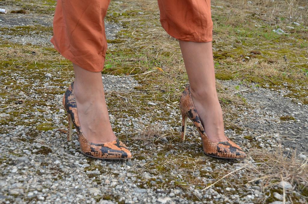 pantofi sarpe
