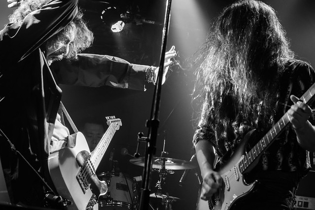 THE NICE live at Outbreak, Tokyo, 03 Sep 2017 -00324