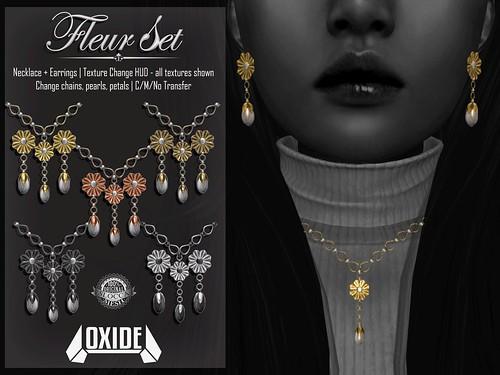 OXIDE Fleur Set