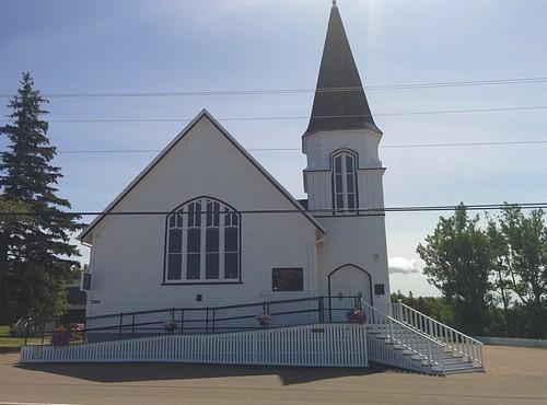 United Church of Canada, Cavendish #pei #princeedwardisland #cavendish #churches #unitedchurchofcanada #latergram
