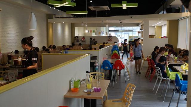 餐廳空間@高雄童樂島親子餐廳