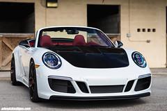 Porsche 991 GTS on HRE R101s