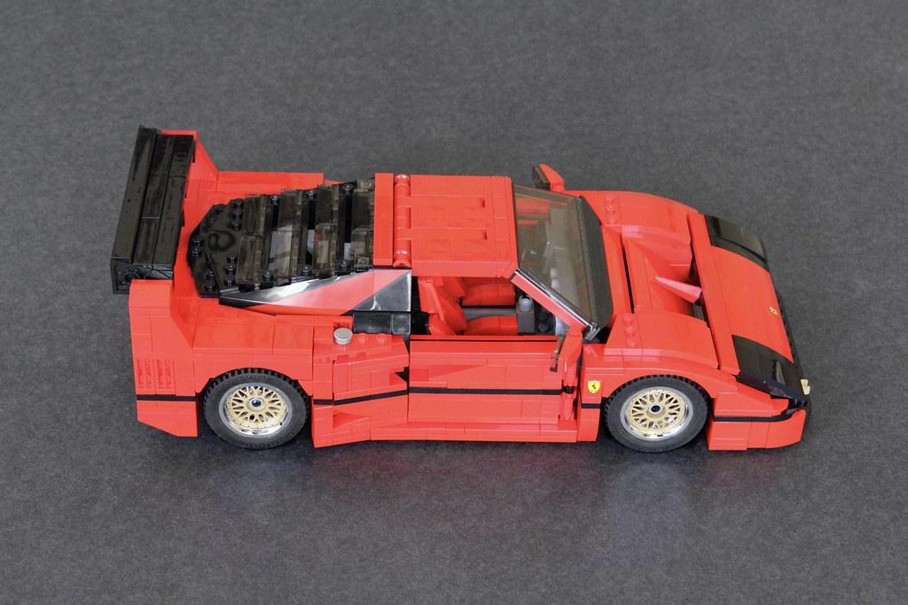 Ferrari F40 LM Super-Mod