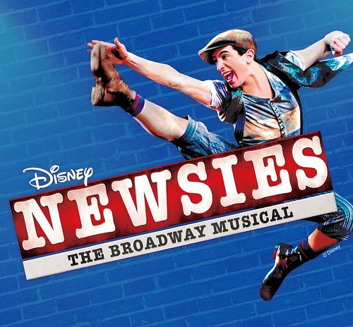 Disney's Newsies at the Orlando Rep