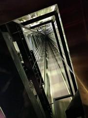 Fernsehturm elevator