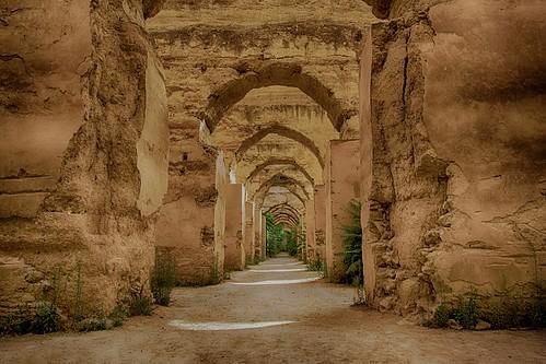 Hri Souani - Granaries of Meknes