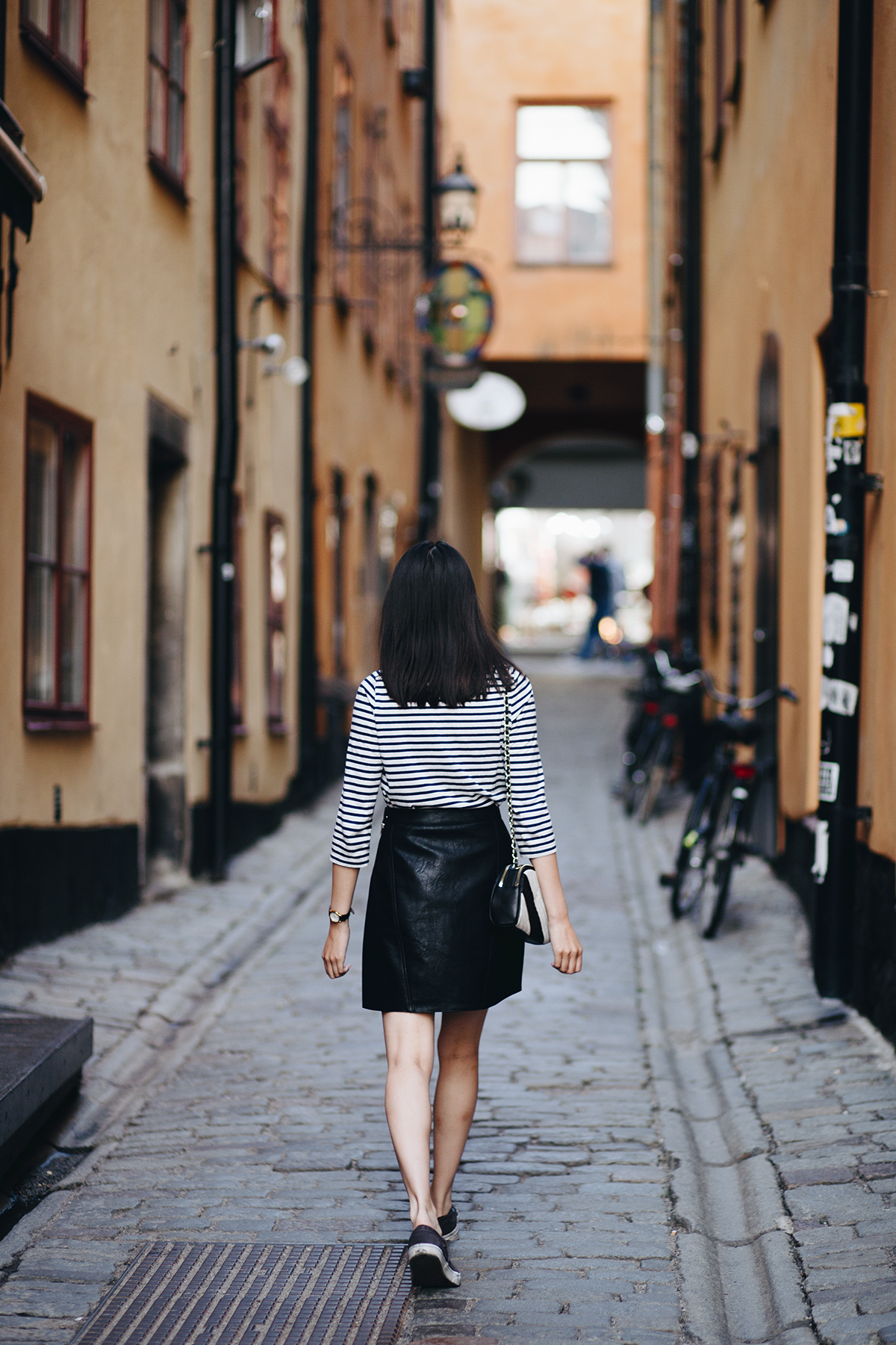 Stockholm breton stripes