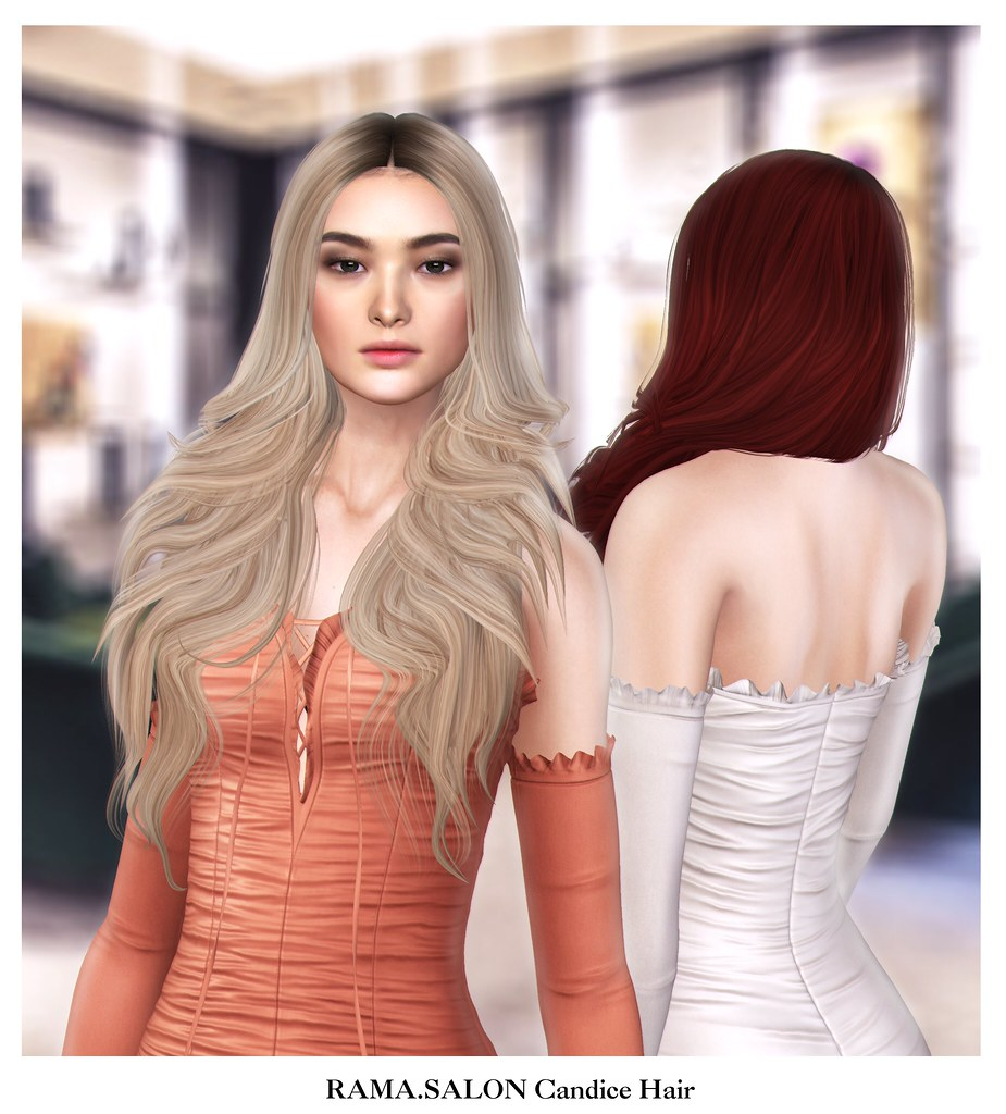 RAMA.SALON - Candice Hair - SecondLifeHub.com