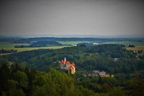 Hrad a Zámek Liebenstein