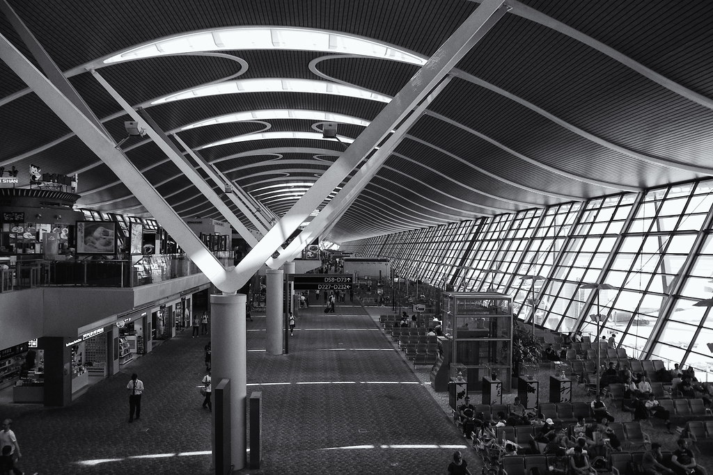 Shanghai Pudong Airport (PVG)