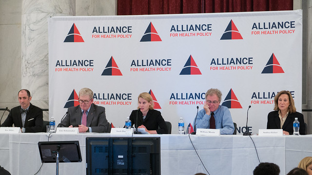 Alliance briefing on integrated care for chronic pain