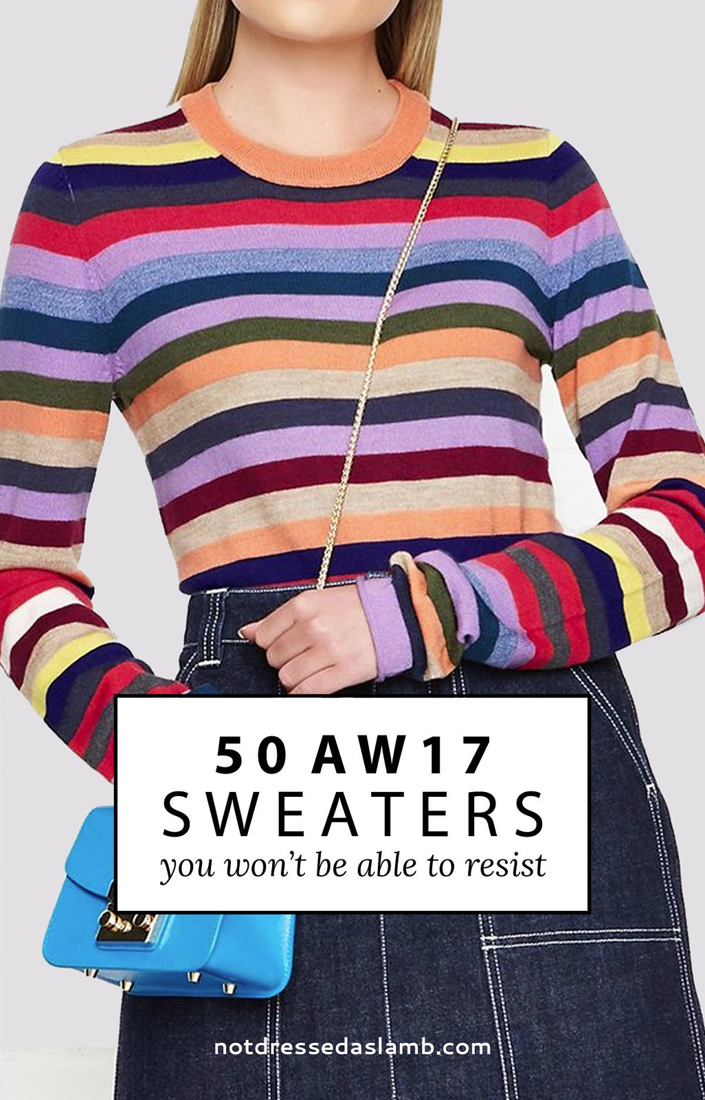 50 Fabulous AW17 Sweaters to Shop | autumn fall winter knitwear