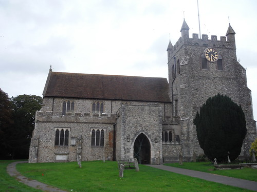 St. Gregory & St. Martin, Wye