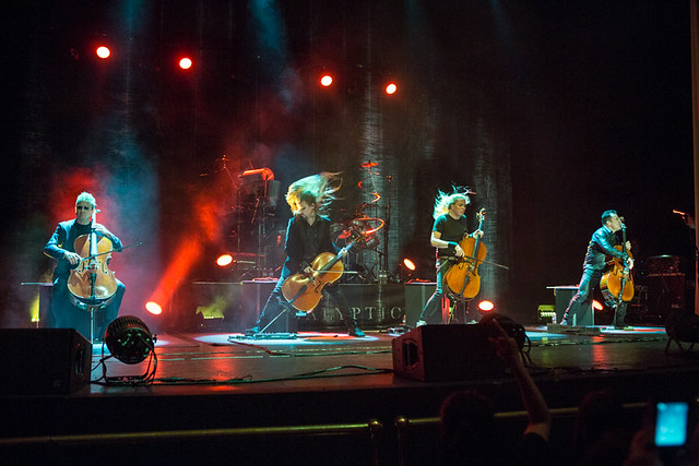 Apocalyptica @ Lincoln Theatre, Washington DC, 09/09/2017