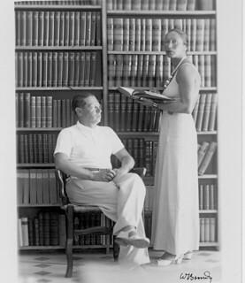 Lion e Marta Feuchtwanger 1934