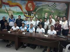 Se realizó el lanzamiento de la campaña Hazte Socio de Grecia FC y Apoya al Equipo de Todos