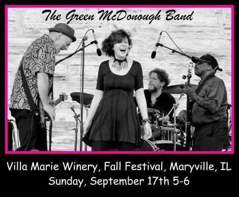 Green McDonough Band 9-17-17