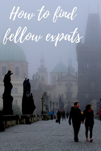 How to find fellow expats