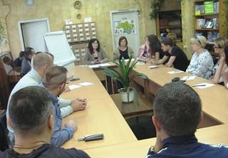 інформаційний семінар «Місцева демократія – орієнтири на європейські стандарти».13.09.17.№11