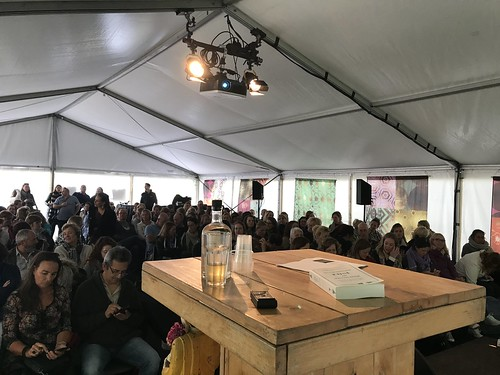 My third talk at the Happinez festival