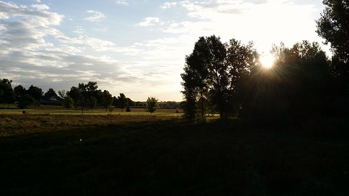#tommw 48F partly cloudy. Light breeze