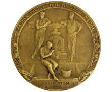 Huntington-Award-Medal