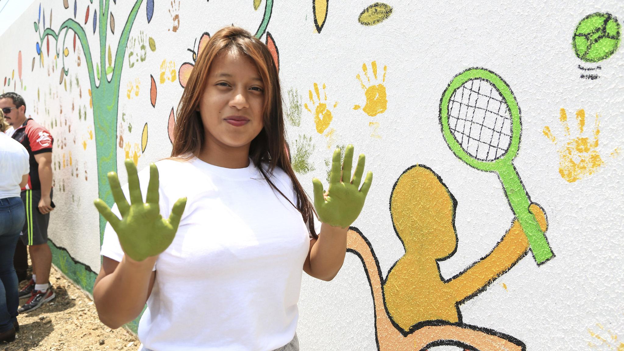 Programa de Educación Ambiental La Casa de Todos - Guayaquil - Unidad Educativa del Milenio Iliana Espinel